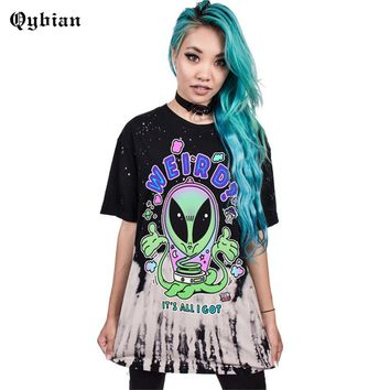 New Skull 3D Printing T Shirt Women Harajuku Punk T-Shirt Summer Style Clothing For Girl Casual Street Tops Plus Size Dropship