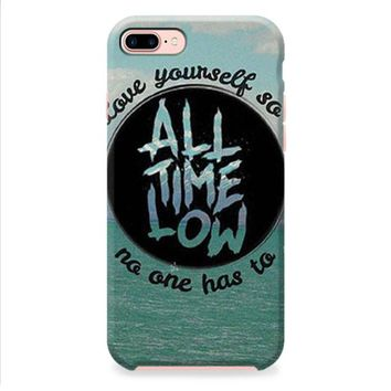 All Time Low Logo iPhone 8 | iPhone 8 Plus Case