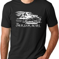 Over look hotel shirt