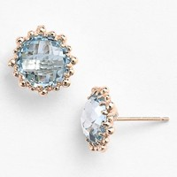 Women's Anzie 'Dew Drop' Stud Earrings