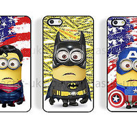 case,cover fits iPhone models>marvel>SUPERHERO>MINIONS>DESPICABLE,heroes