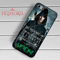 Arrow Quote - Zia for  iPhone 4/4S/5/5S/5C/6/6+s,Samsung S3/S4/S5/S6 Regular/S6 Edge,Samsung Note 3/4