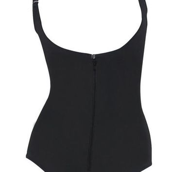 Quality Latex Weight Loss Body Shapers Vest Bodysuit