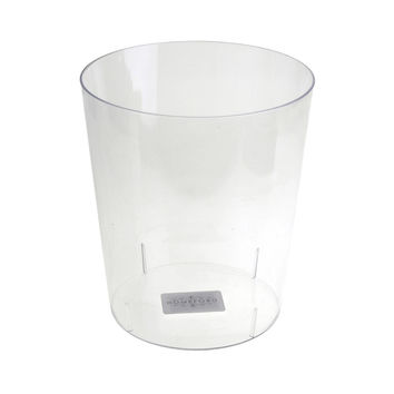 Clear Plastic Cylinder Favor Container, 6-Inch