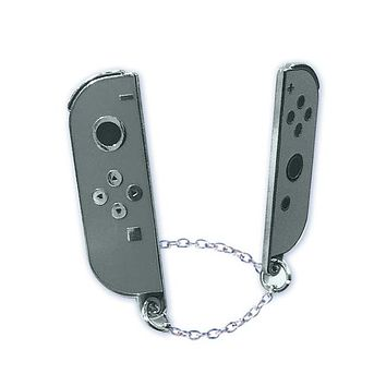Joy-Cons Black & Gray (2 Pin Set)