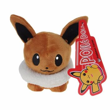 "5"" Eevee Pokemon Plush"