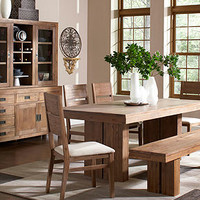 Champagne Dining Room Furniture Collection - furniture - Macy's