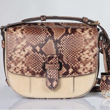 NEW BAG Mickael Kors MK Leather
