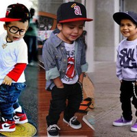 I like... / Babies with swag