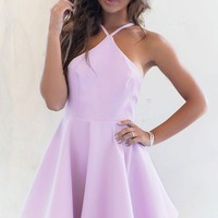 Loveshack Dress Lilac