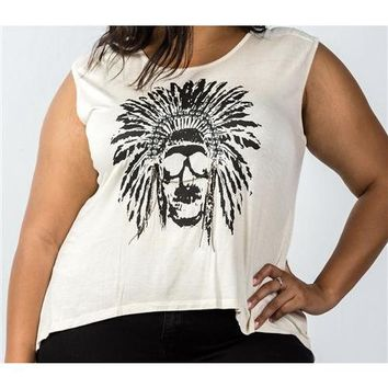 Indian Tribe Tank Top