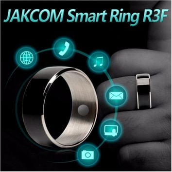 2018 Jakcom R3F Smart Ring For High Speed NFC Electronics Phone Smart Accessories 3-proof App Enabled Wearable Technology Magic