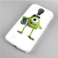 Mike Wazowski And Book Monster University Samsung Galaxy S4 Case