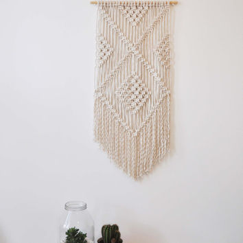 Macrame Wall Hanging - Tribe