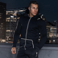 Hats Gym Noctilucent Sports Hoodies [10493679171]