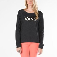 Vans Drop Logo Pullover Fleece
