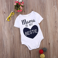 Mama is My Bestie - Onesuit