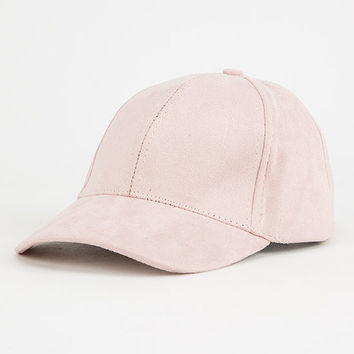 Microsuede Womens Dad Hat | Hats