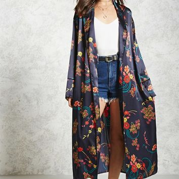 Contemporary Abstract Kimono