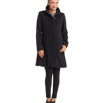George Simonton Fit and Flare Coat
