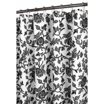 Best Black Fl Shower Curtain Products On Wanelo