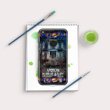 American Horror Story coven In Galaxy Google Pixel XL Case Planetscase.com