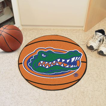 "Florida Basketball Mat 27"" diameter"