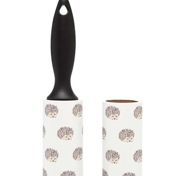 Hedgehog Graphic Lint Roller Set