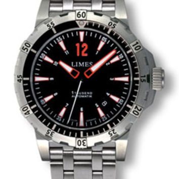 Limes Endurance Neptun 1 Automatic Diver Watch