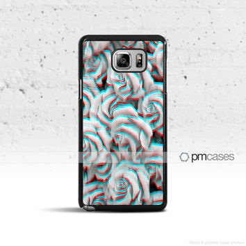 Trippy 3D Roses Case Cover for Samsung Galaxy S5 S6 S7 S8 Plus Edge Active Note 4 5 7