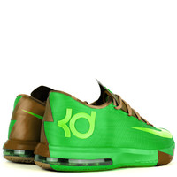 "Nike - Mens Shoes - Basketball - Nike KD VI - ""Bamboo"" Gamma Green Flash Lime - DTLR -  Down Town Locker Room. Your Fashion, Your Lifestyle!"
