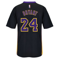 Los Angeles Lakers Kobe Bryant adidas NBA Men's New Swingman Jersey