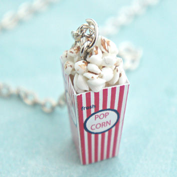 Popcorn Necklace