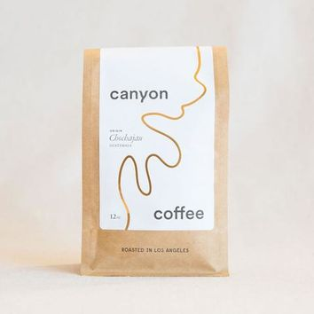Canyon Coffee at General Store