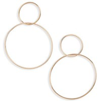 Isabel Marant Floyd Circle Earrings | Nordstrom