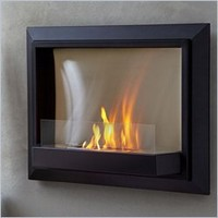 "Real Flame ""The Envision"" Ventless Wall Mounted Gel Fireplace - 705-XX"