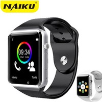 NK1 WristWatch Bluetooth Smart Watch Sport Pedometer With SIM Camera Smartwatch