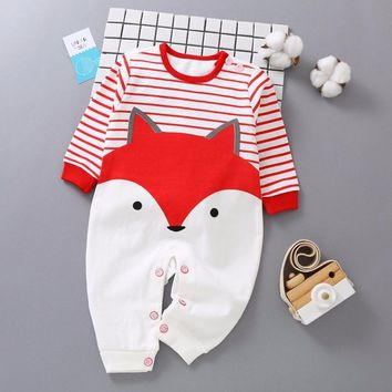 fashion baby boys romper rainbow baby clothes long sleeve cotton warm baby girl romper newborn winter clothes baby boy jumpsuit