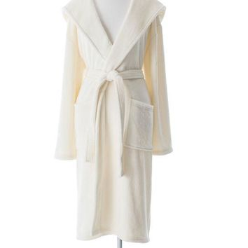 Selke Fleece Hooded Robes