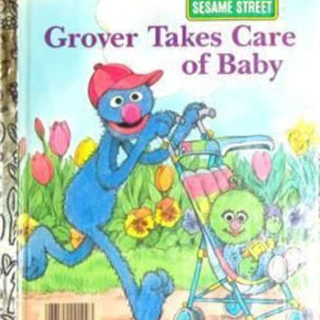 Sesame Street: Grover Takes Care of the Baby
