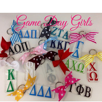 Sorority Key Chain