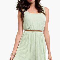 Pretty Pretty Pleats Dress $26