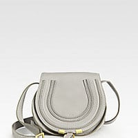 Chloé - Marcie Small Round Crossbody Bag - Saks Fifth Avenue Mobile