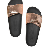 Crossover Comfort Slide - PINK - Victoria's Secret