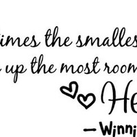 Epic Designs Wall Art Wall Sayings, Winnie The Pooh:Amazon:Baby
