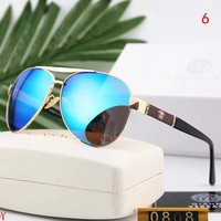 Versace Men's Fashion Trendy Polarized Sunglasses F NO.6