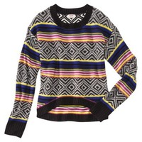 Mossimo Supply Co. Juniors Crew Neck Sweater - Assorted Colors