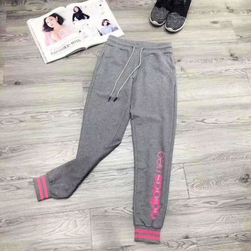 ONETOW ADIDAS Neo Women Fashion Pants Trousers Sweatpants-2