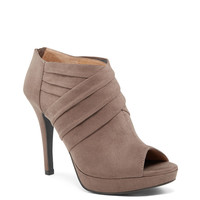 Lorella Peep-toe Bootie - Report® - Victoria's Secret