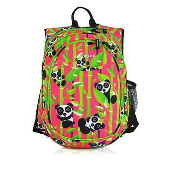 Obersee Kids Pre-School All-In-One Backpack With Cooler - Panda